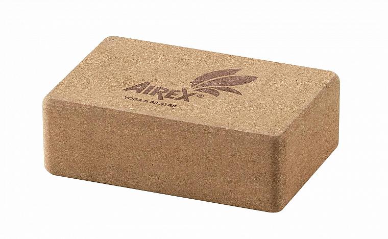 Йога: Блок для йоги AIREX ECO Cork Block