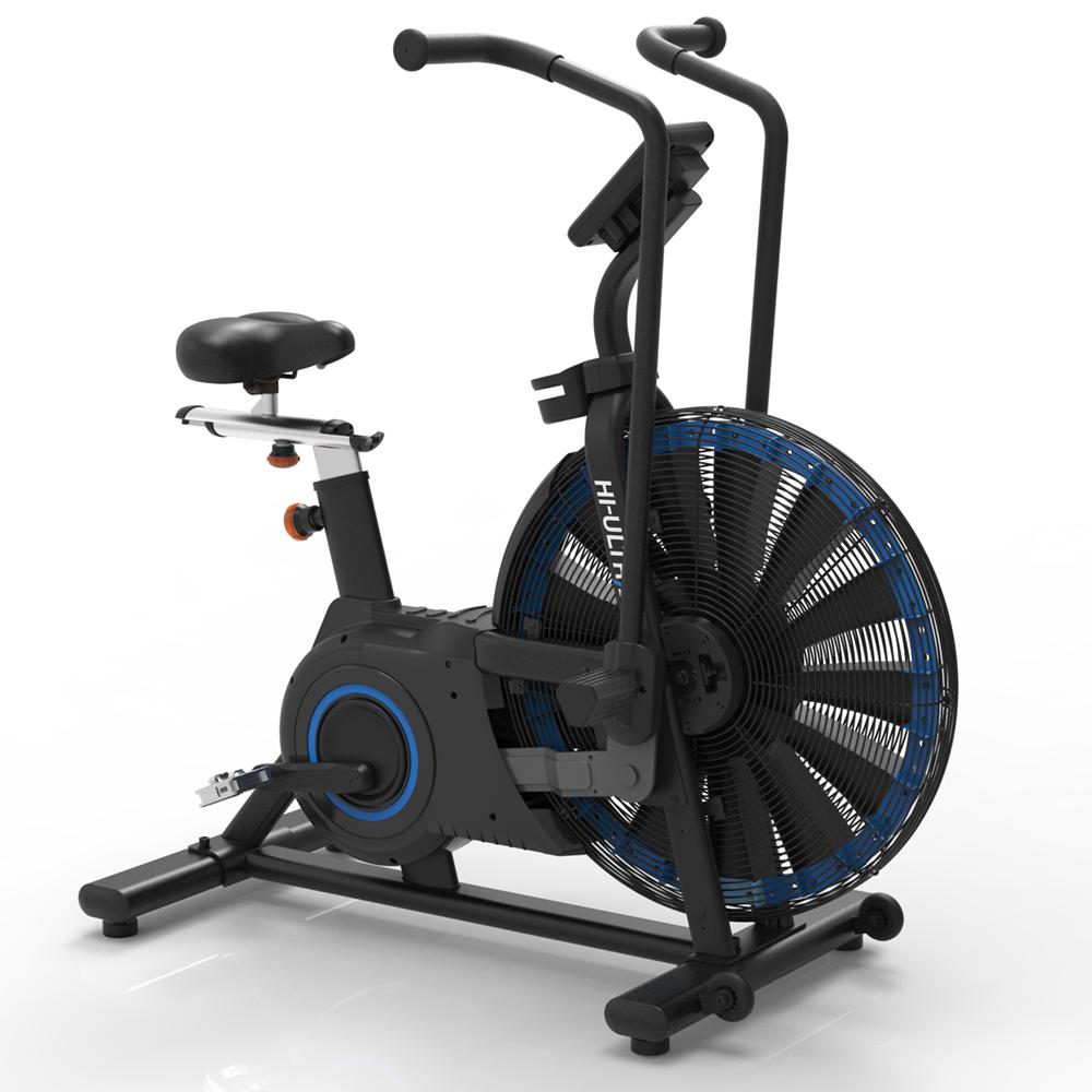 Велотренажеры: Велотренажер с аэродинамичной нагрузкой Impulse Airbike Crossfit