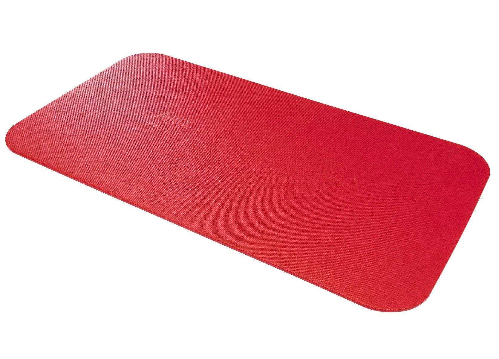 Коврики: Гимнастический коврик AIREX Corona 185 красный