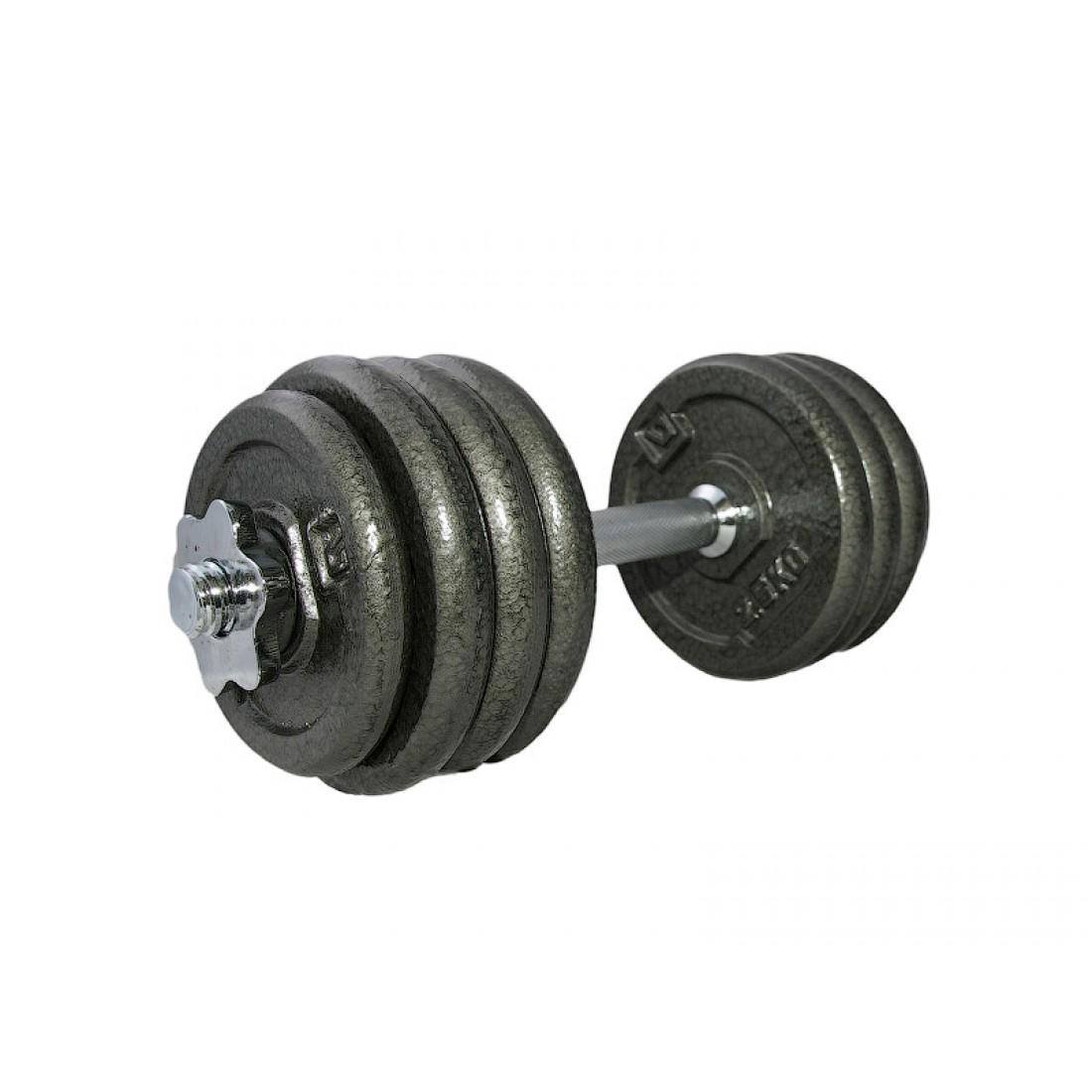 Гантели, гири: Гантель наборная 2-20 кг LiveUp DUMBELL SET