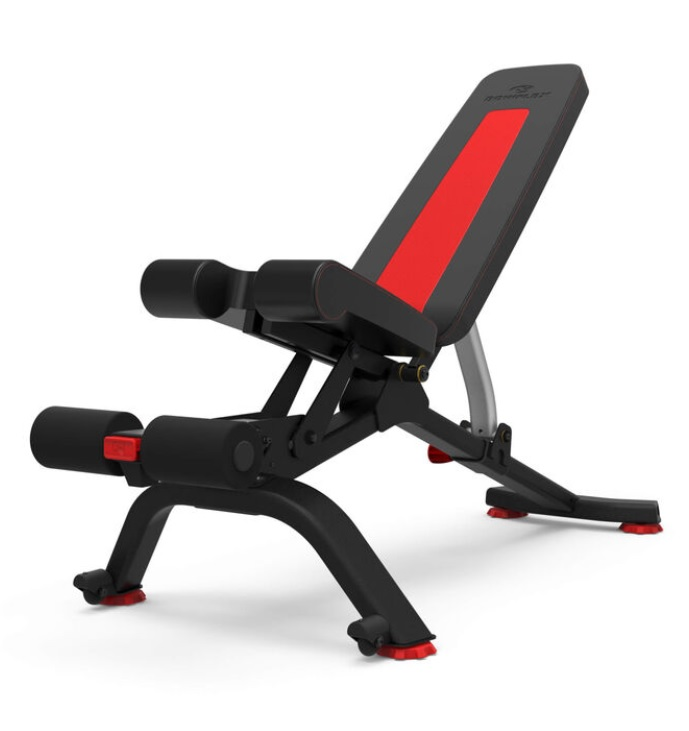 Скамьи для жима: Скамья регулируемая Bowflex SelectTech® 5.1 bench