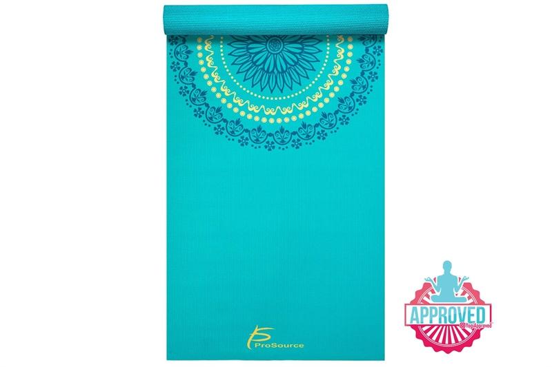 Йога: Коврик для йоги ProSource Mandala Yoga Mat