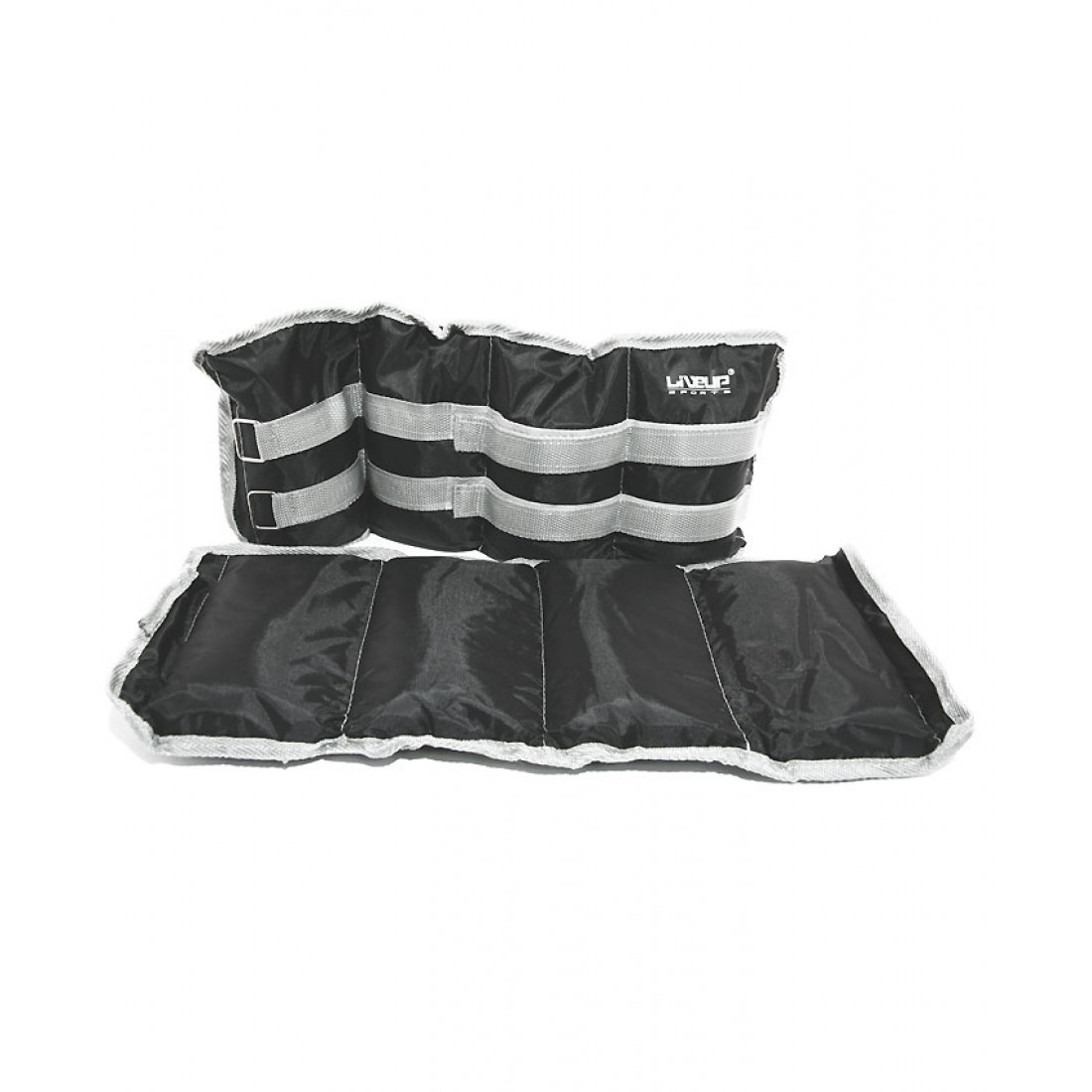 Утяжелители: Утяжелитель для рук / ног LiveUp WRIST/ANKLE WEIGHT 3 кг
