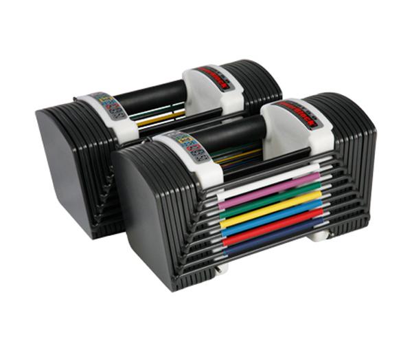 Гантели, гири: Наборные гантели PowerBlock Sport 5.0 (2-22,5 кг)