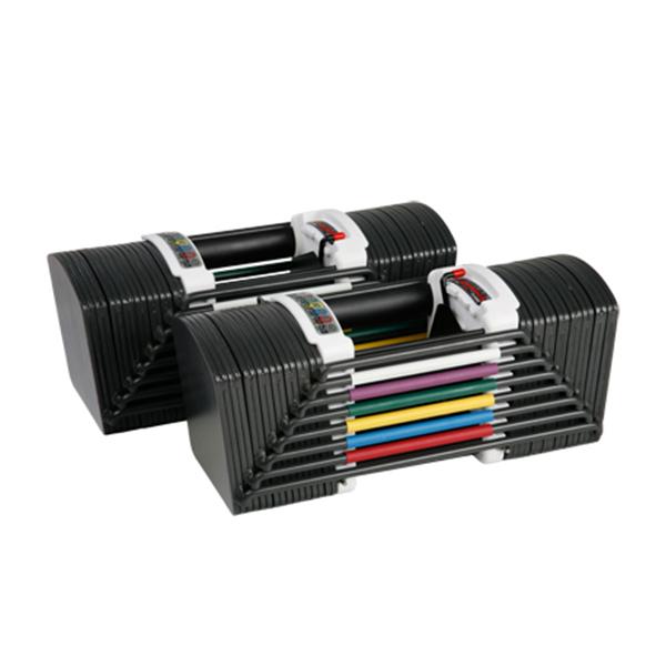 Гантели, гири: Наборные гантели PowerBlock Sport 9.0 (1-41 кг)