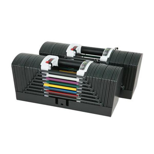 Гантели, гири: Наборные гантели PowerBlock Sport 9.0 (1-59 кг)