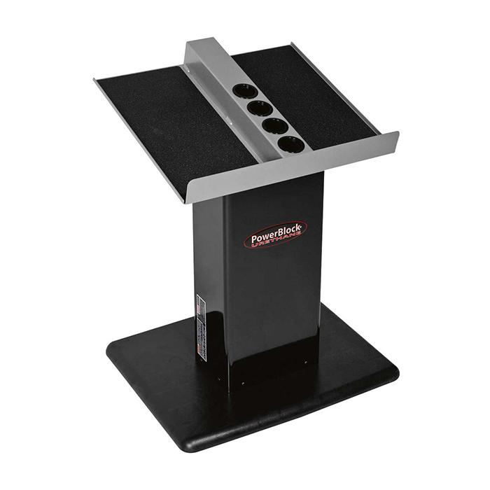 Гантели, гири: Подставка под гантели PowerBlock Large Column Stand