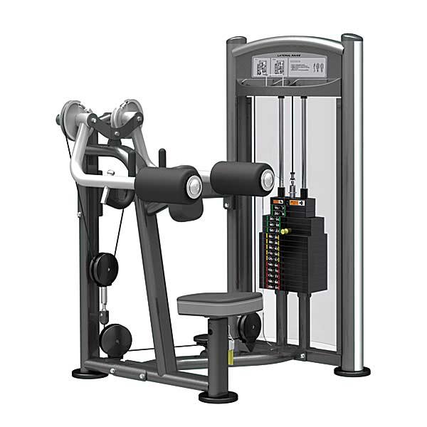 Грузоблочные тренажеры: Дельта машина IMPULSE Lateral Raise Machine