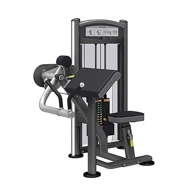 Грузоблочные тренажеры: Бицепс машина IMPULSE Arm Curl Machine