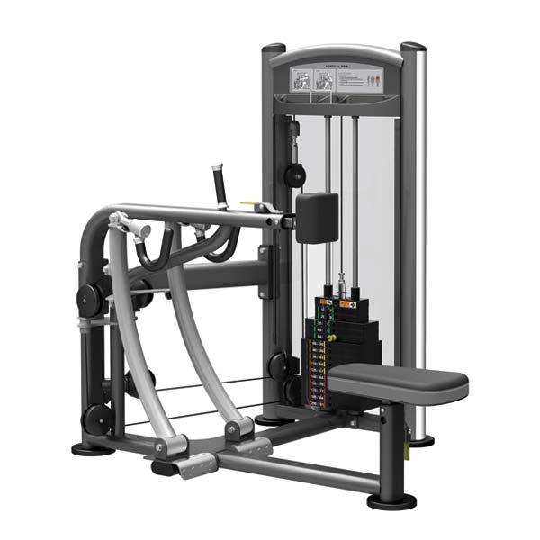 Грузоблочные тренажеры: Рычажная тяга IMPULSE Row Machine