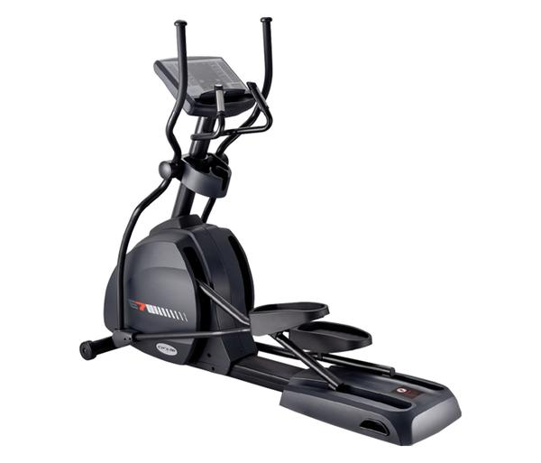 Эллиптические тренажеры: Орбитрек Circle Fitness E7 Black