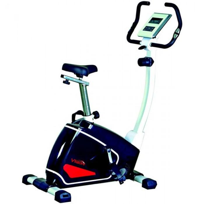 Вертикальные велотренажеры: Велотренажер Vigor AL615B