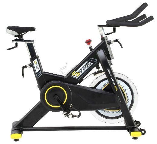 Сайклы (велосипеды для групповых занятий): Спин-байк Eurofit S20