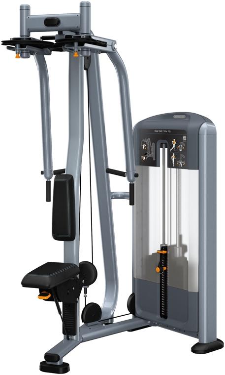 Грузоблочные тренажеры б/у: Задние дельты/Баттерфляй Precor Discovery DSL505 б/у