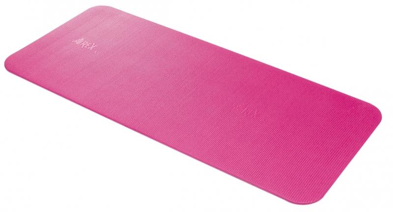 Коврики: Гимнастический коврик AIREX Fitline 140 розовый