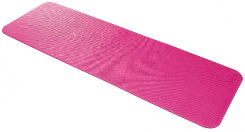 Коврики: Гимнастический коврик AIREX Fitline 180 розовый