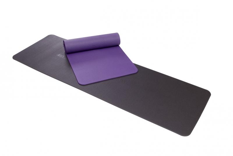 Коврики: Коврик AIREX Yoga Pilates 190 черный