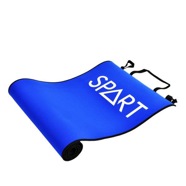 Коврики: Коврик для фитнеса Spart 6 мм