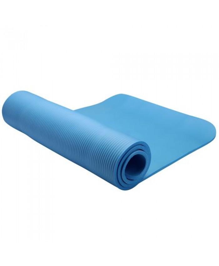 Коврики: Коврик для фитнеса LiveUp NBR MAT 12 мм