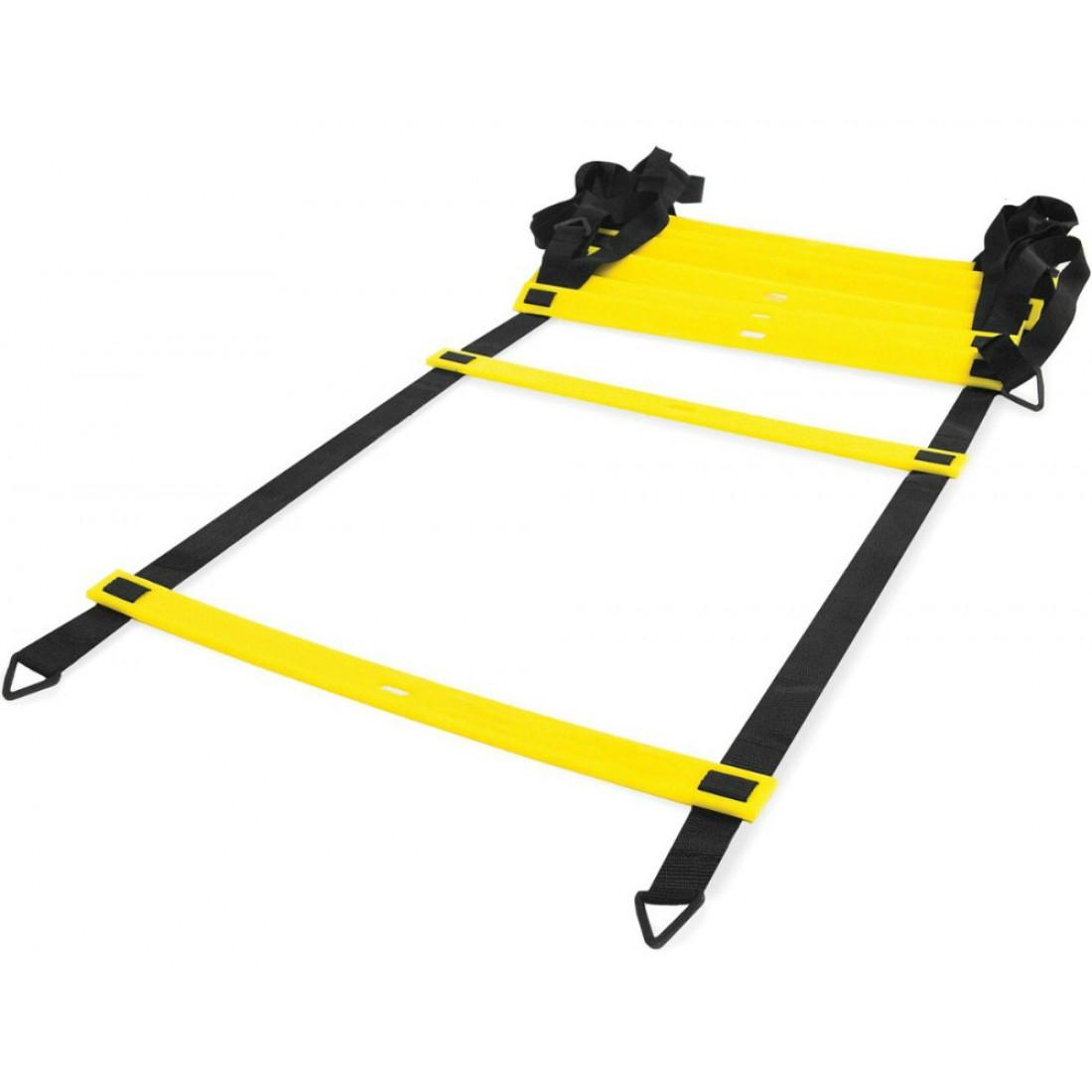 TRX / Функциональный тренинг / Кроссфит: Координационная лестница LiveUp AGILITY LADDER 4 м