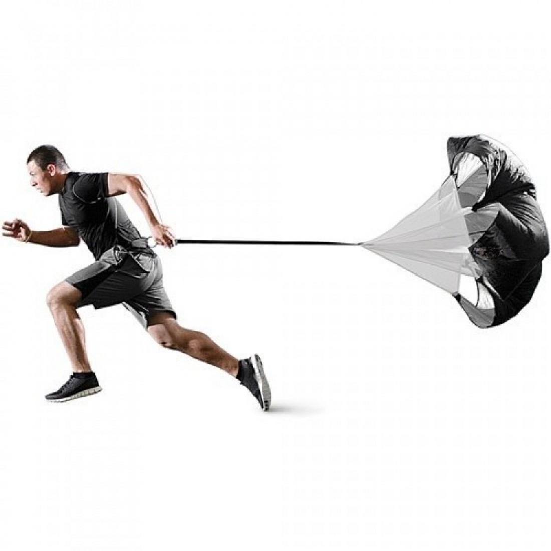 TRX / Функциональный тренинг / Кроссфит: Парашют для бега LiveUp SPEED CHUTE