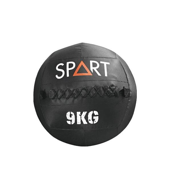 Медболы, Воллболы: Медбол SPART Wall Ball 9 кг