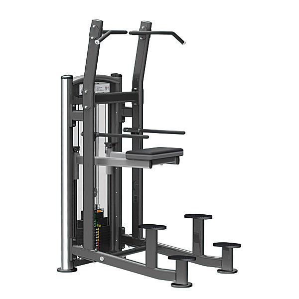 Грузоблочные тренажеры: Гравитрон IMPULSE Weight Assisted Chin-Dip