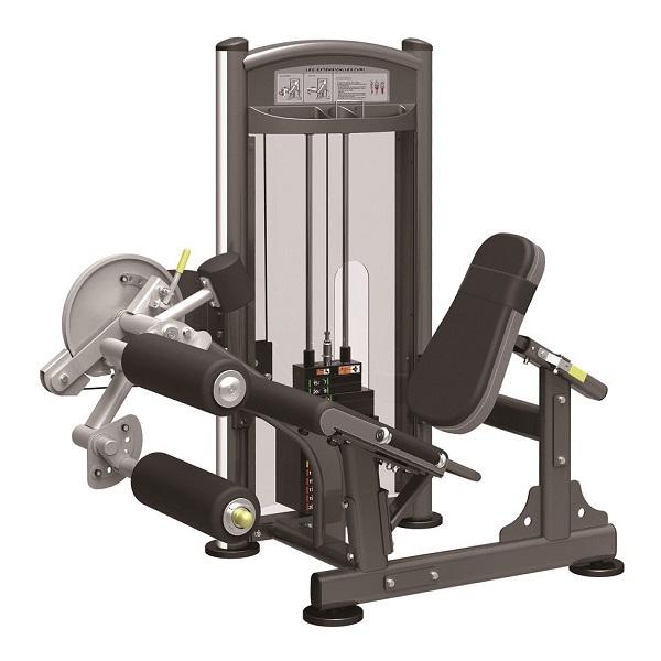 Грузоблочные тренажеры: Разгибатель-Сгибатель бедра сидя IMPULSE Dual Leg Extention/Leg Curl
