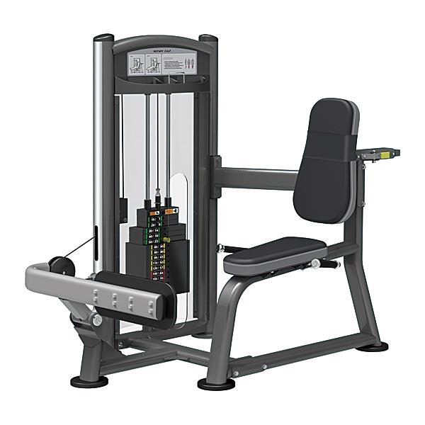 Грузоблочные тренажеры: Голень сидя IMPULSE Seated Rotary Calf Machine