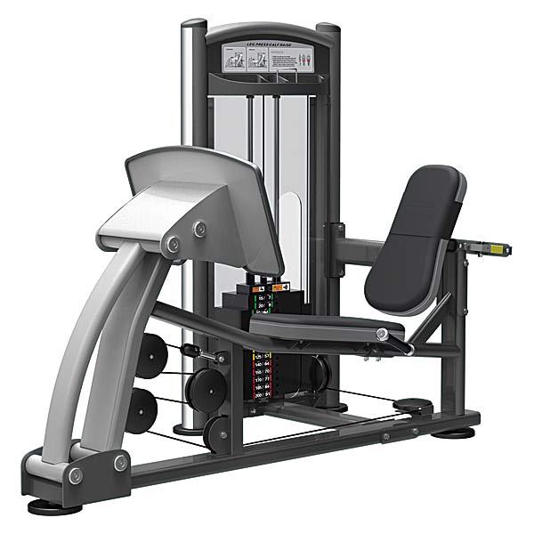 Грузоблочные тренажеры: Жим ногами сидя IMPULSE Leg Press Machine