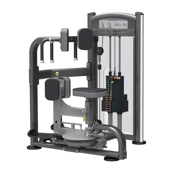 Грузоблочные тренажеры: Торс машина IMPULSE Torso Rotation Machine
