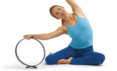 Фитнес оборудование: Изoтoничecкoe кoльцo Balanced Body Flex Ring Toner
