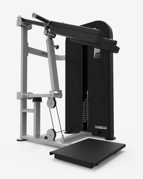 Грузоблочные тренажеры: Приседания/Голень стоя BODYTONE серия Compact C50