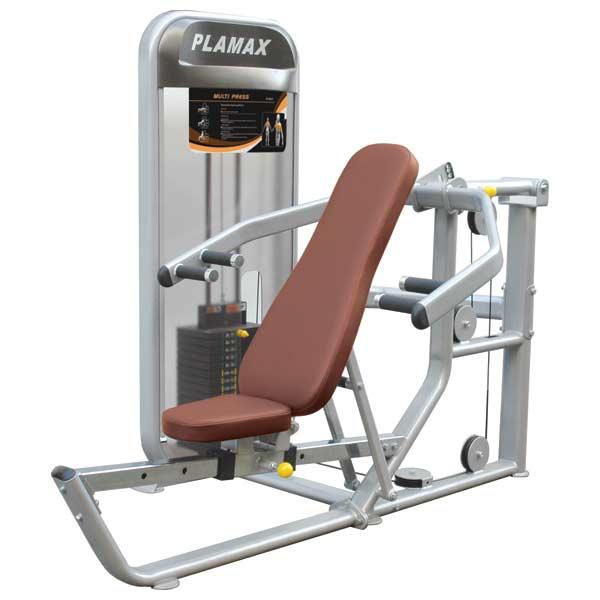 Грузоблочные тренажеры: Мультижим IMPULSE Plamax Multi Press