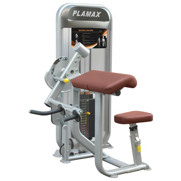 Грузоблочные тренажеры: Бицепс/Трицепс IMPULSE Plamax Biceps-Triceps
