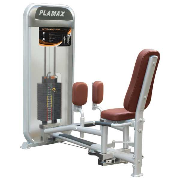 Грузоблочные тренажеры: Отведение/Приведение бедра IMPULSE Plamax Outer-Inner Thigh