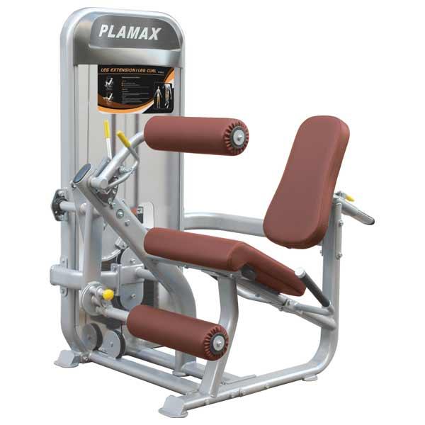 Грузоблочные тренажеры: Сгибатель/Разгибатель бедра IMPULSE Plamax Leg Extesion-Leg Curl