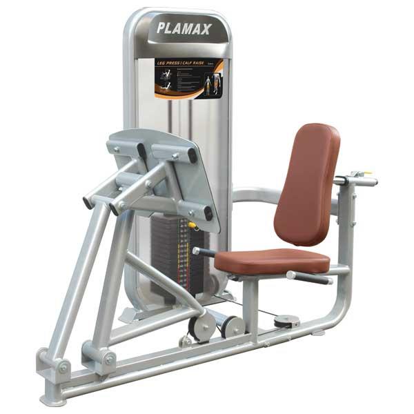 Грузоблочные тренажеры: Жим ногами/Голень IMPULSE Plamax Leg Press-Calf Raise