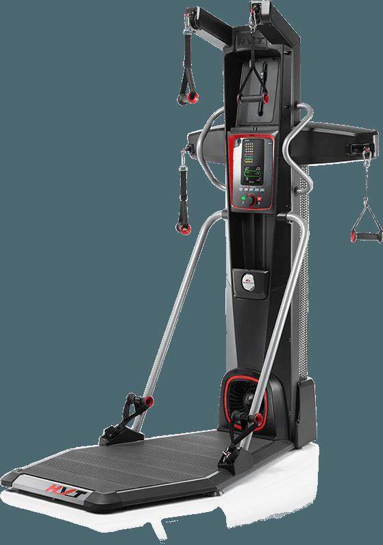 Силовые тренажеры: Универсальный тренажер Bowflex HVT