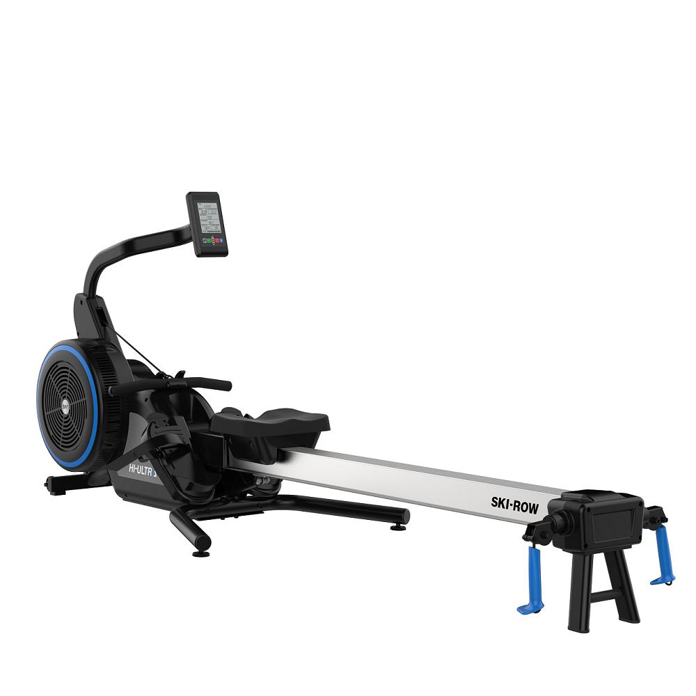 Гребные тренажеры: Многофункциональный Гребной/Лыжный тренажер Impulse HSR007