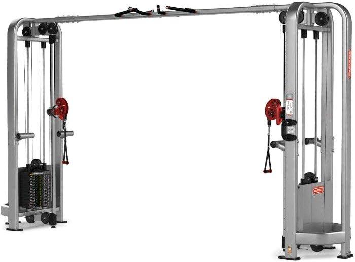 Грузоблочные тренажеры: Кроссовер Nautilus 9NP-M9201