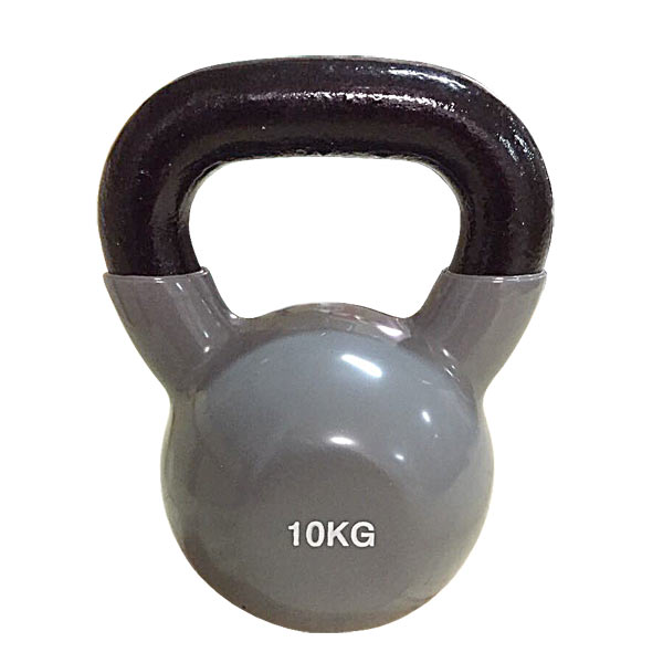 Гири: Гиря в виниловой оболочке Spart 10 кг