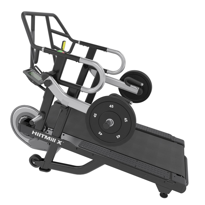 Беговые дорожки для функционального тренинга: Беговая дорожка StairMaster HIITMill X 9-4680