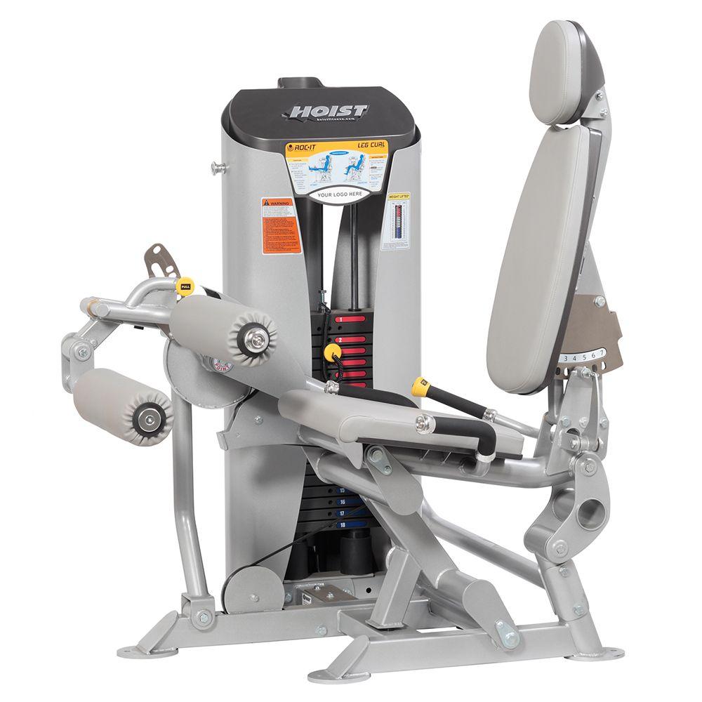 Грузоблочные тренажеры: Сгибание ног сидя HOIST ROC-IT RS-1402