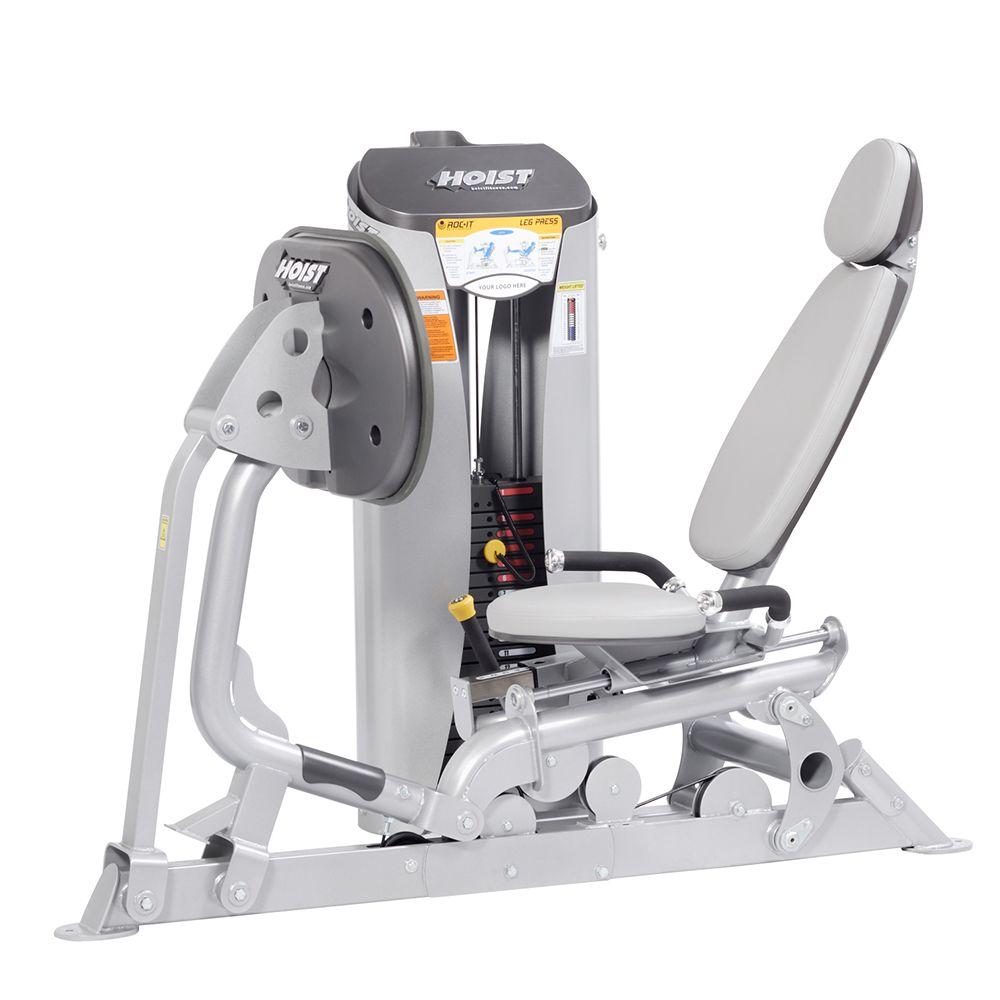 Грузоблочные тренажеры: Жим ногами HOIST ROC-IT RS-1403