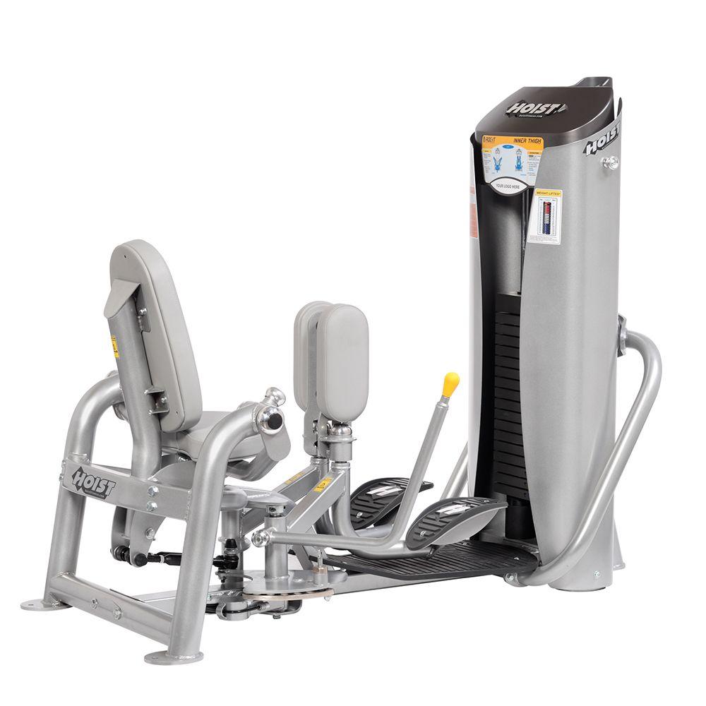 Грузоблочные тренажеры: Приведение бедра HOIST ROC-IT RS-1406
