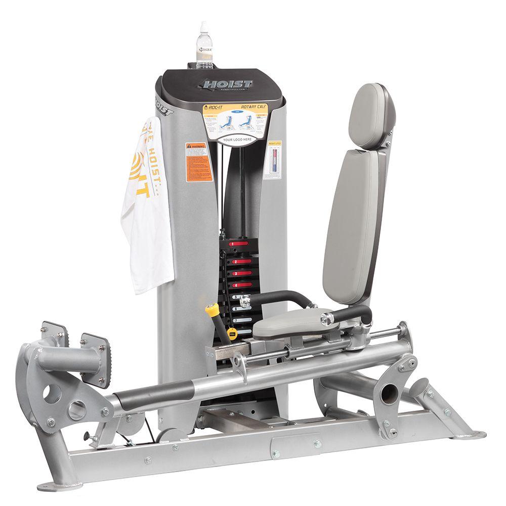 Грузоблочные тренажеры: Икроножные мышцы сидя HOIST ROC-IT RS-1415