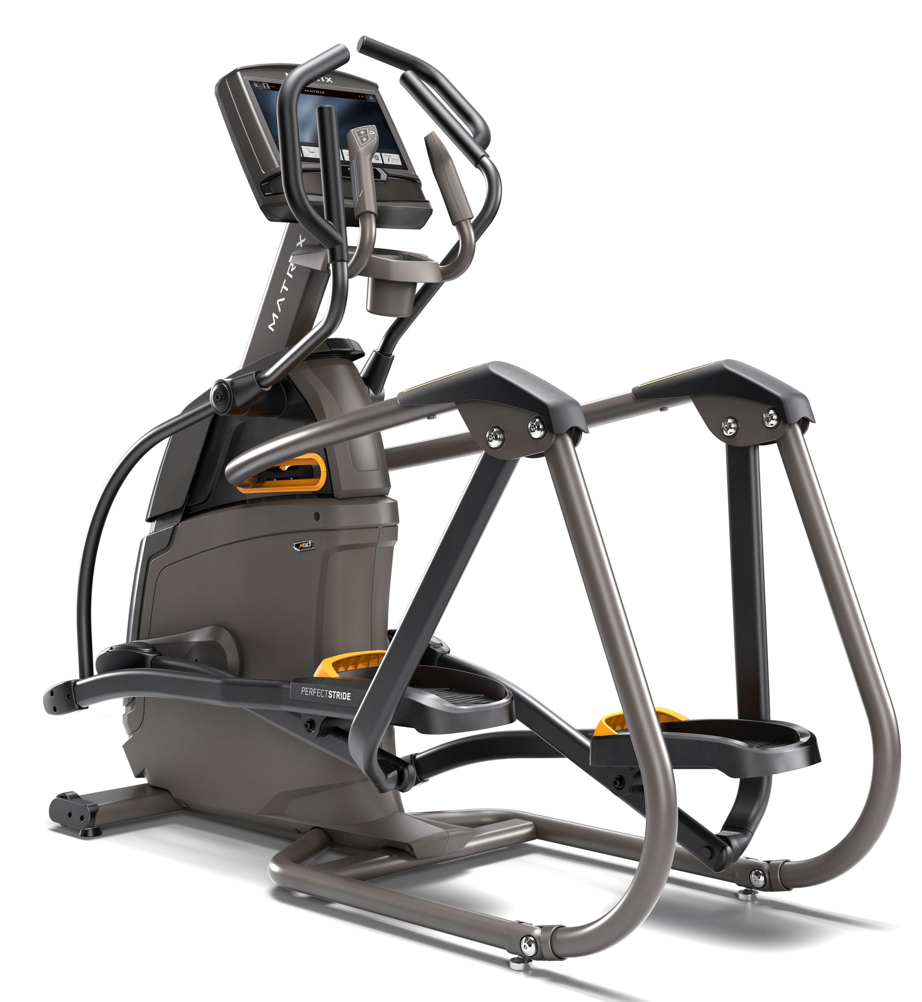Эллиптические тренажеры: Орбитрек Ascent Trainer Matrix A50 XIR