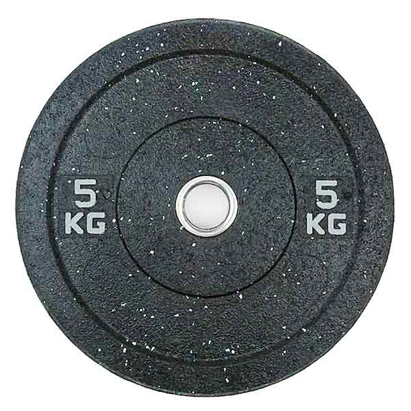 Диски, грифы, гири, гантели: Бамперный диск Stein Hi-Temp 5 кг