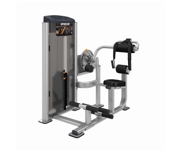 Грузоблочные тренажеры б/у: Пресс/Разгибание спины Precor Vitality C028ES б/у